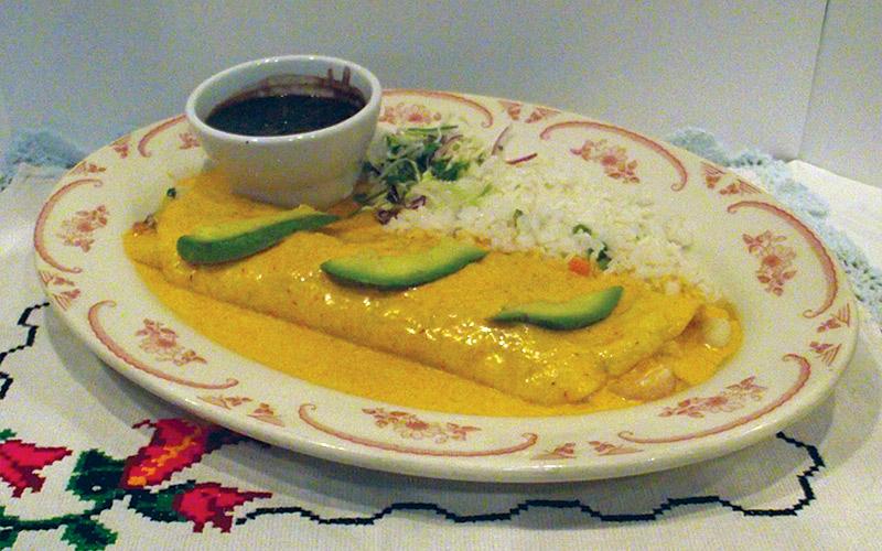 Casa Rojas Restaurant - Bainbridge Island