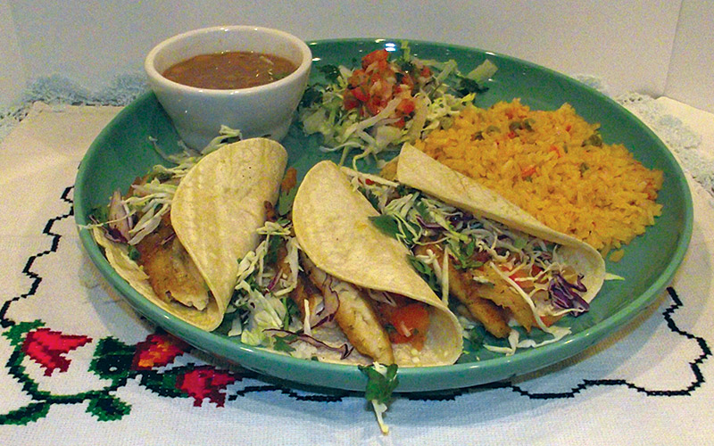 Casa Rojas Restaurant - Tacos